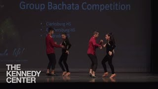 DCPS Music Festival Week: D.C. Regional HS Latin Dance Competition - Millennium Stage (May 26, 2018)