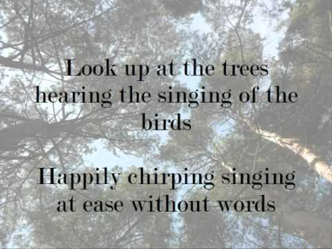 Lessons From Nature Poem