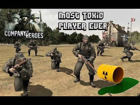 CoH1 - Most Toxic Player Ever