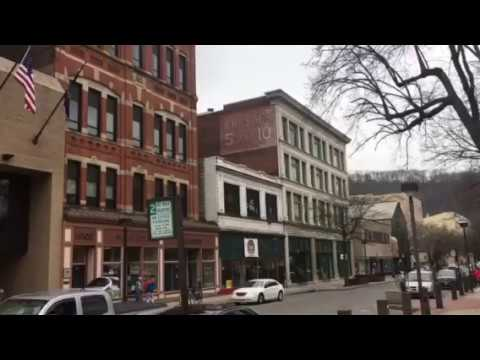 Johnstown  Pennsylvania Ghost Sign Walking Tour