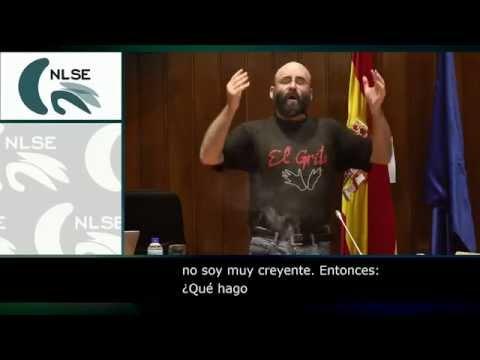 """25. Manifestaciones artísticas en LSE de """"El Grito"""""""