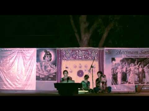 Bhajan - Radhika - Bhaja Hure Mana - Janmastami
