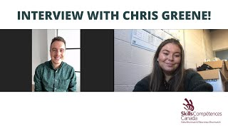 Interview with Chris Greene!