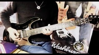 HELLOWEEN - Lost in America (guitar cover) FHD
