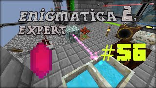 Minecraft 1.12.2 Enigmatica 2 Expert Mode Skyblock #56 Master Infusion Crystal