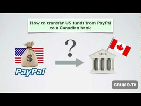 Use This Trick To Save Cash When Transfer US Dollars From PayPal To A Canadian Bank Account