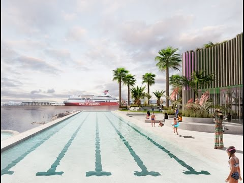 SEASIDE POOL FOR PORT MELBOURNE
