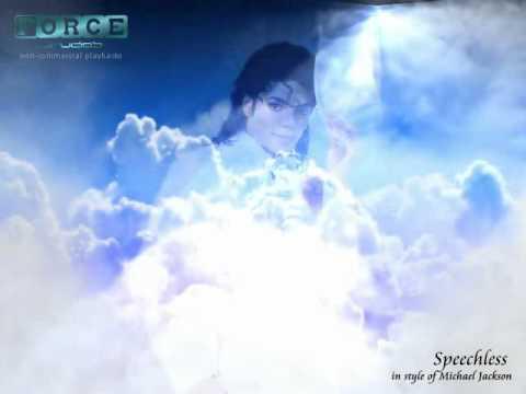 Speechless - in style of Michael Jackson