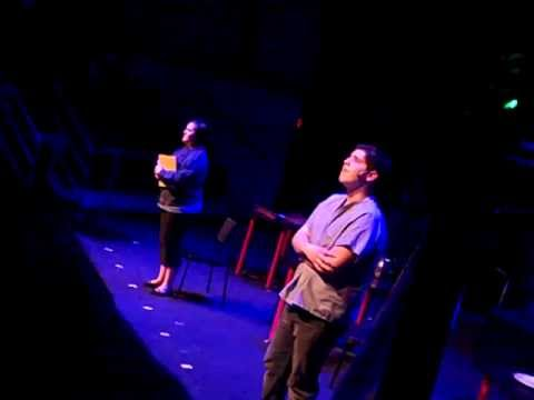 A Very Good Day- Working: The Musical (Taylor Bogan and Michael Rosas)