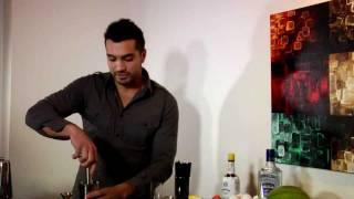 Watermelon Basil Fizz Cocktail Recipe By Marco Maffeo-robinson | Sip With Socialites