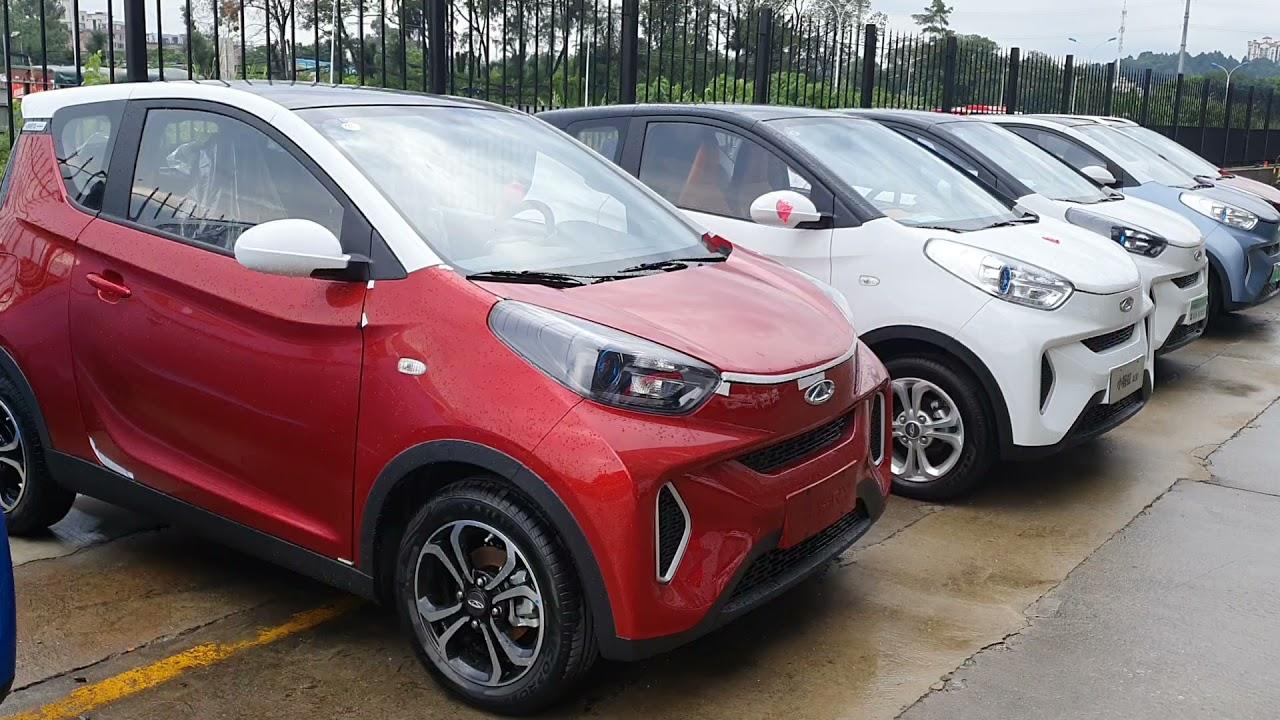 รถยนต์ไฟฟ้าขนาดเล็ก DT MOTOR