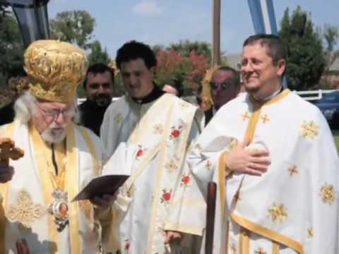 Building our Byzantine Church 2010 - 2012