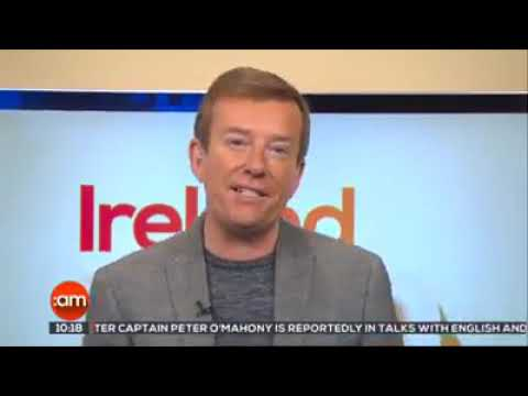 Sean And Conor Price On Ireland Am 28/11/17