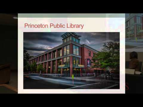 MLIS Colloquium (2/17/16) - Rethinking Space: The Princeton Public Library Story