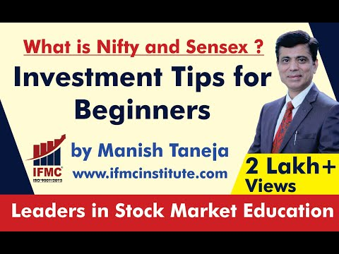 Understanding Nifty and sensex | How to invest in Nifty | In