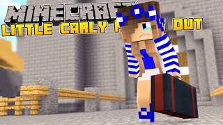 minecraft little carly adventures little carly is moving away forever