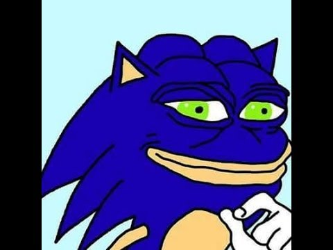 sanic maniac dirp hill zone
