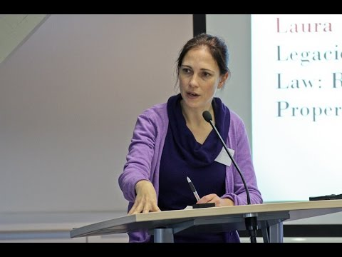 LAURA FORD: Legacies of the Sacred in Private Law: Roman Civic Religion, Property, and Contract
