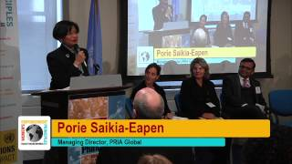 5th Annual Women's Empowerment Principles Event - Inclusion: Strategy for Change Video 7 Thumbnail