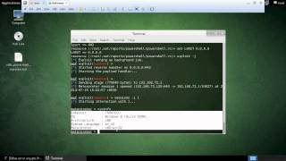 Kali Linux (Metasploit) - Creating a Backdoor Undetectable by Antivirus + Keylogger