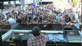 Chuckie @ Marquee Memorial Day Weekend 2012, May 26