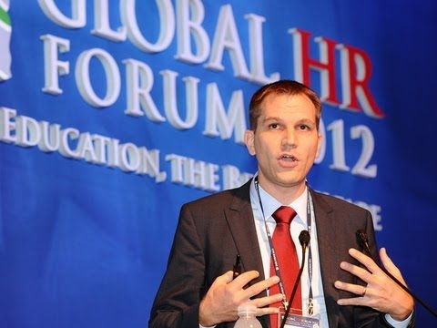Global HR Forum 2012 | P-4 : New Era of Competence: Connecting Learning and Employment