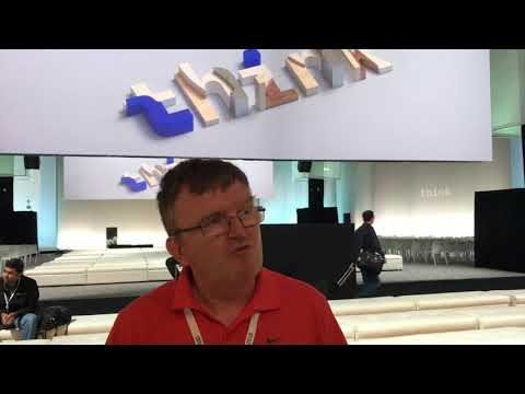 IBM Think 2018 Review by Tony Moore from DeeperThanBlue