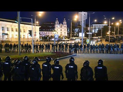 Proteste und Polizeigewalt: