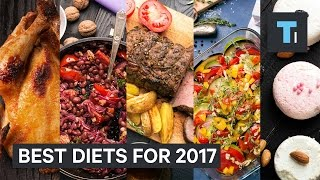 Top 10 Diets - 7 best diets for 2017 according to nutrition experts