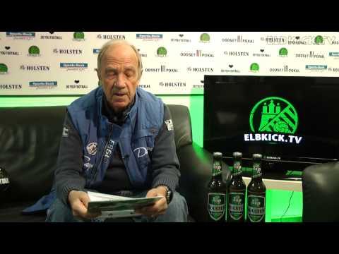 Eugen Igel zum bevorstehenden Futsal Finale und zur Personalie Sascha De La Cuesta   ELBKICK.TV