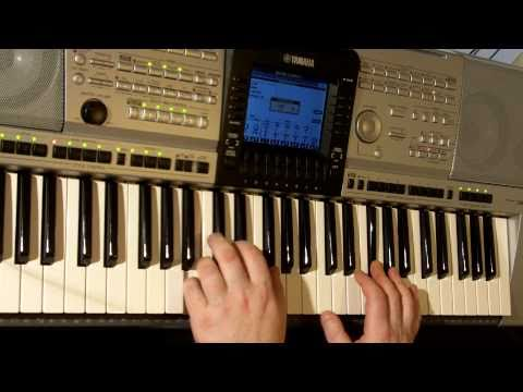 MADNESS. SWAN LAKE KEYBOARD TUTORIAL.(keyboard credit to)MIKE BARSON.