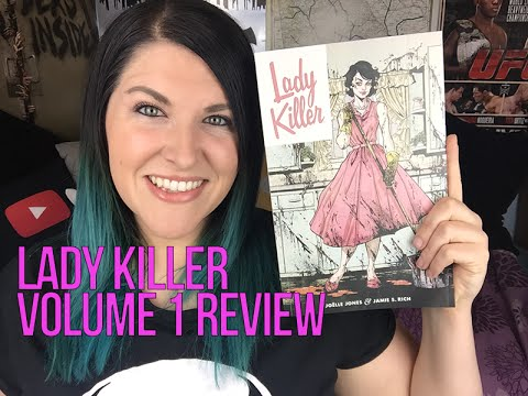 Lady Killer Volume 1 Review