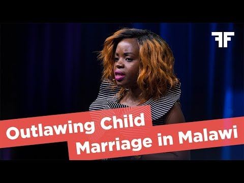 MEMORY BANDA | OUTLAWING CHILD MARRIAGE IN MALAWI | 2017