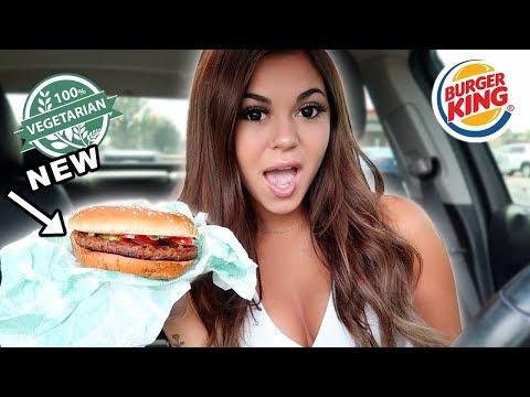 Trying Burger Kings