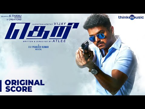 Theri (Original Background Score) | Vijay, Samantha, Amy Jac