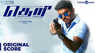 theri original background score vijay samantha amy jackson atlee gv prakash kumar