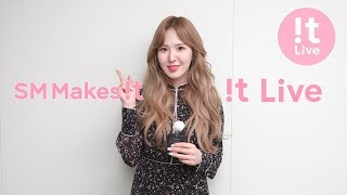 !t Live(잇라이브) Relay Interview #2 Red Velvet WENDY 레드벨벳 웬디 - Stafaband