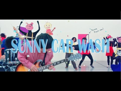 SUNNY CAR WASH - ティーンエイジブルース