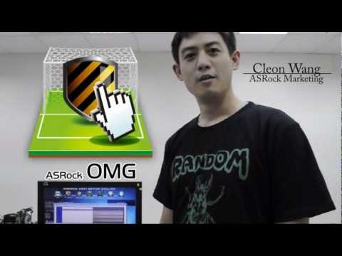 ASRock Feature - Online Management Guard (OMG)