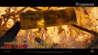 Kingsman: The Golden Circle [Official International RED BAND Trailer #2 in HD (1080p)]