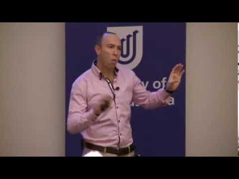 Getting a grip on pain and the brain - Professor Lorimer Moseley - Successful Ageing Seminar 2013