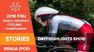 Video Cycling- Highlights Show Time Trial - 2018 World University Championship - Day 1 download MP3, 3GP, MP4, WEBM, AVI, FLV Oktober 2018