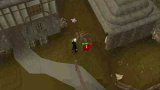 Runescape Music Video - Good Charlotte ~ All Black