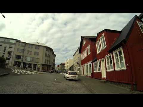 Video IS8 - Hverfisgata to Seltjarnarnes