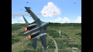 Lock On Modern Air Combat: Su-27 Campaign [Mission 1]