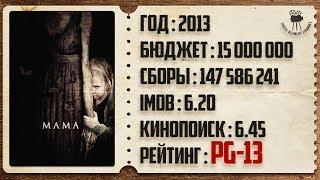"""[Вечерний Кинотеатр #45] """"МАМА"""" (2013) Обзор и Рекомендация Фильма"""