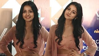 Mariam Khan Fame Mahima Makwana at Colors TV IWMBUZZ Award Show
