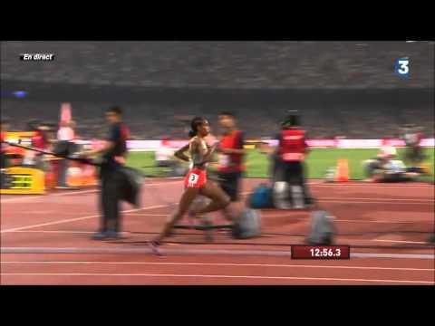 伊索比亞一流跑姿 (優美的夾腿動作)