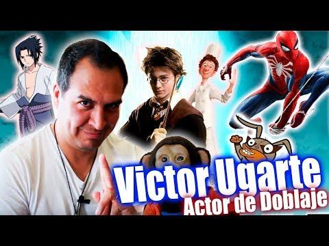Victor Ugarte Voz HARRY POTTER - Chango Memé