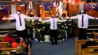 ROGC's Mime to Kirk Franklins Dont Cry